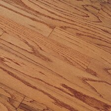 "<strong>Bruce Flooring</strong> Northshore Plank 3"" Engineered Red Oak Flooring in Gunstock"