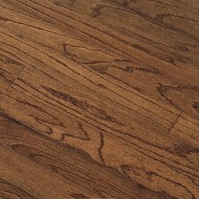 "Northshore Plank 3"" Engineered Red Oak Flooring in Saddle"