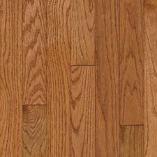 "Ascot Plank 3-1/4"" Solid Oak Flooring in Topaz"