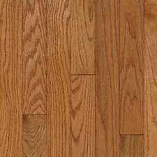 "Ascot Strip 2-1/4"" Solid Oak Flooring in Topaz"