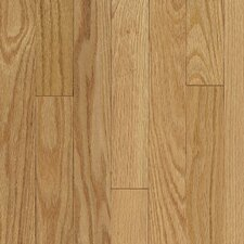 "Ascot Plank 3-1/4"" Solid Oak Flooring in Natural"
