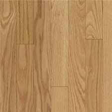 SAMPLE - Ascot Strip Solid Red Oak in Natural