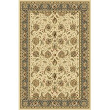 Radiance Wheat/Blue Arcadia Rug