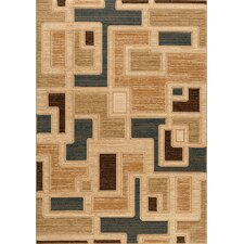 Shadows Jacob Sand Area Rug