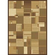 Shadows Brown Bastille Rug