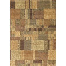 <strong>Central Oriental</strong> Images Camden Multi Checkered Rug