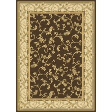 Radiance Brown/Wheat Felix Rug