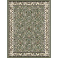 Royal Emporer Green Rug