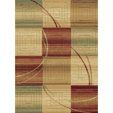 <strong>Central Oriental</strong> Shadows Carter Multi Rug