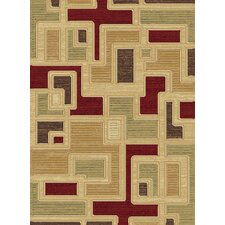 <strong>Central Oriental</strong> Shadows Jacob Multi Rug