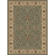 Encore Atelier Medium Blue Area Rug