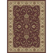 <strong>Central Oriental</strong> Encore Atelier Wine Rug