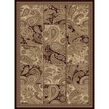 <strong>Central Oriental</strong> Encore Isabella Dark Wine Rug
