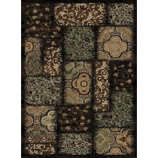 Encore Phineas Dark Wine Rug