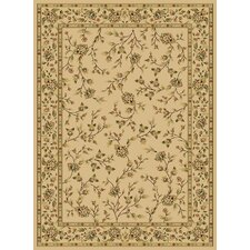 Gallery Kendall White Area Rug