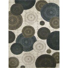 Mystique White Chandler Rug