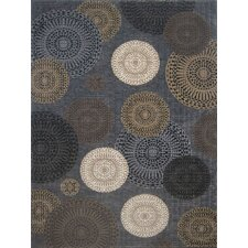 Mystique Black Chandler Rug