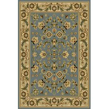 Interlude Cambridge Blue Area Rug