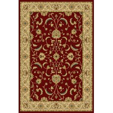<strong>Central Oriental</strong> Interlude Atelier Red Rug