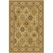 <strong>Central Oriental</strong> Interlude Hazel Ivory Rug