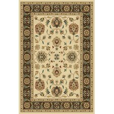 Paige Wheat and Brown Thayer Rug
