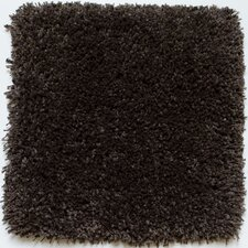 Galaxy Shag Dark Brown Rug