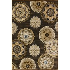 Providence Cocoa Vintage Rug
