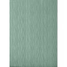 Tufted Scroll Spa Wave Rug