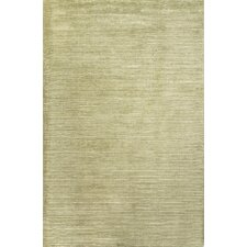 Basis Green Solid Rug