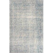 Britta Ivory/Blue Rug