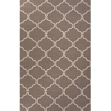Maroc Gray/Ivory Moroccan Rug