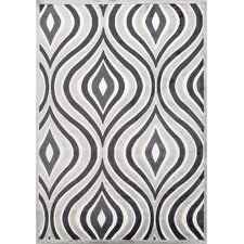 Fables Gray & Ivory Area Rug I