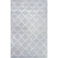 Baroque Blue/Ivory Rug