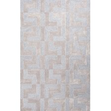 Medina Blue & Tan Area Rug