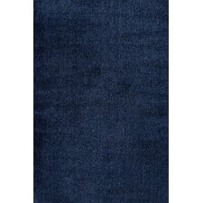 Layla Blue Solid Rug