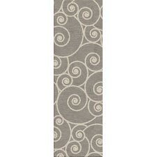Coastal Gray/Ivory Coastal Indoor/Outdoor Rug