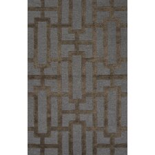 <strong>Jaipur Rugs</strong> City Blue/Brown Geometric Rug