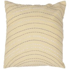 Landscape Contemporary Tribal Pattern Cotton Pillow