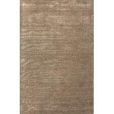 Konstrukt Brown Solid Rug