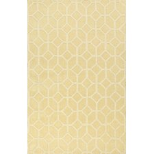 <strong>Jaipur Rugs</strong> Metro Yellow/Gold Solid Rug