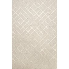 Manhattan Ivory/White Rug