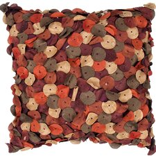 Houston Contemporary Poly-Silk Pillow