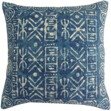 <strong>Jaipur Rugs</strong> Dabu Handmade Cotton Pillow