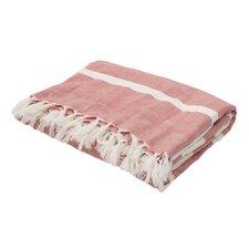 Essentail Handloom Modern Throw Blanket I