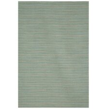 Pura Vida Pacifico Cool Aqua Area Rug