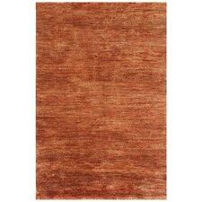 Caribbean Antigua Rust Rug