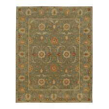 Poeme Rennes Sea Green Rug