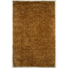 Flux Medium Gold Rug