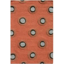 <strong>Jaipur Rugs</strong> Midtown Orange Rust Rug