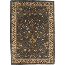 Poeme Deep Blue/Dark Ivory Rug